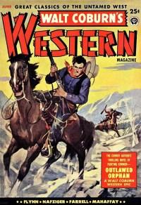 COVER WALT COBURN'S WESTERN MAGAZINE - June 1950