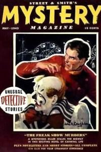 read street smith's mystery magazine May 1943