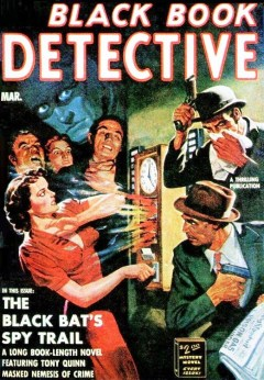 BLACK BOOK DETECTIVE - March 1940