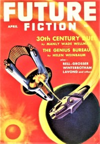 FUTURE FICTION - April 1941