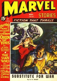 MARVEL STORIES - November 1940