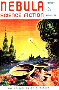 NEBULA SCIENCE FICTION - October 1957