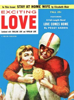 EXCITING LOVE - Fall 1957