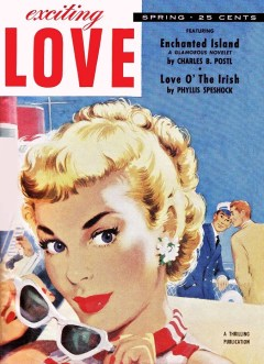 EXCITING LOVE - Spring 1953