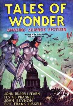 TALES OF WONDER - June 1937