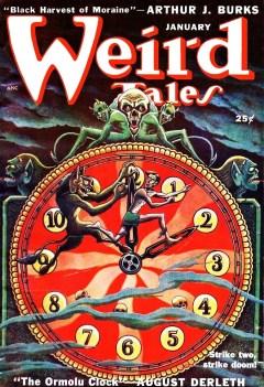 WEIRD TALES - January 1950