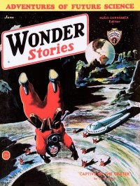 WONDER STORIES - June 1933