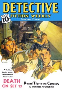read DETECTIVE FICTION WEEKLY