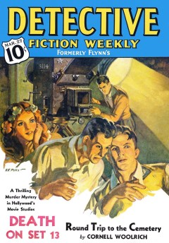 DETECTIVE FICTION WEEKLY - March 27, 1937