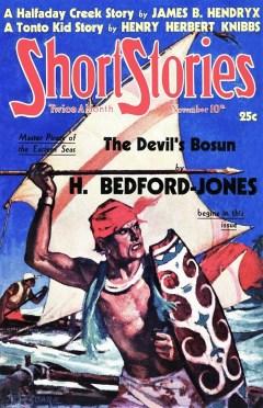 SHORT STORIES - November 10, 1935