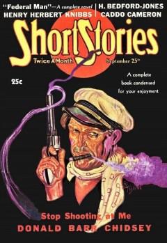 SHORT STORIES - September 25, 1937
