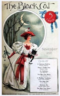 THE BLACK CAT - November 1895