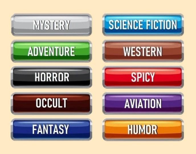 short stories genres