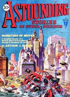 ASTOUNDING STORIES - April 1930