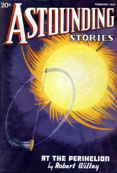 ASTOUNDING STORIES - February 1937