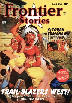 FRONTIER STORIES magazine - Fall 1946