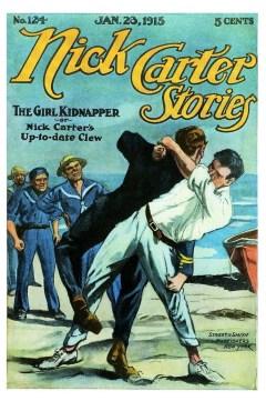 NICK CARTER STORIES - January 23, 1915