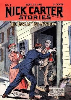NICK CARTER STORIES - September 21, 1912