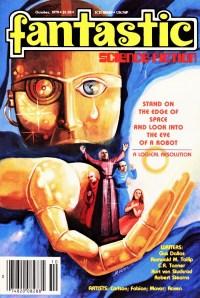 FANTASTIC SCIENCE FICTION - October 1979