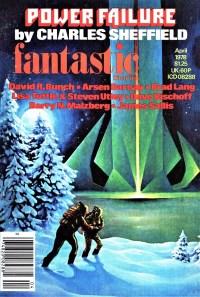 FANTASTIC STORIES - April 1978