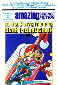 AMAZING SCIENCE FICTION - August 1973