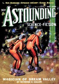 ASTOUNDING SCIENCE FICTION - October 1938