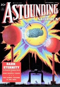 ASTOUNDING STORIES - December 1937