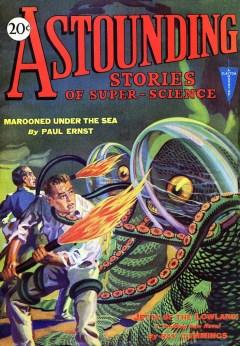 ASTOUNDING STORIES - September 1930