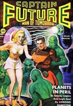 CAPTAIN FUTURE - Fall 1942