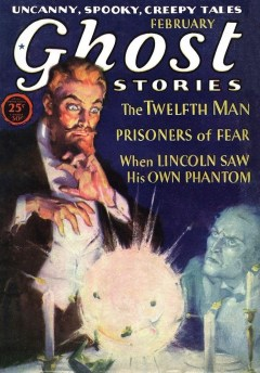GHOST STORIES - February 1931