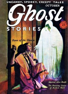 GHOST STORIES - October 1926
