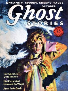 GHOST STORIES - October 1927