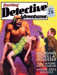 STARTLING DETECTIVE - July 1930
