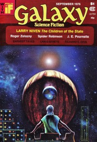 GALAXY SCIENCE FICTION - September 1976