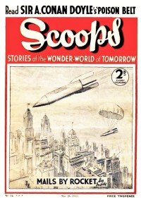 SCOOPS - May 26, 1934