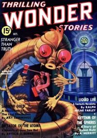 THRILLING WONDER STORIES - October 1936