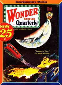 WONDER STORIES QUARTERLY - Fall 1932