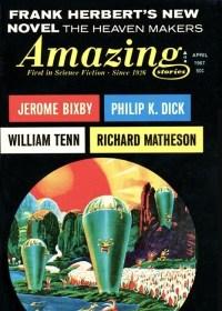 AMAZING STORIES - April 1967