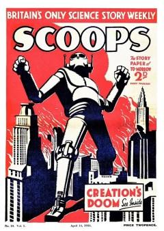 SCOOPS - April 14, 1934