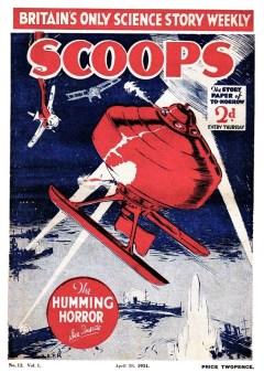 SCOOPS - April 28, 1934