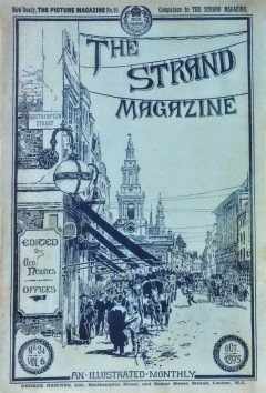 THE STRAND - October 1893