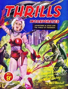 THRILLS INCORPORATED - April 1950