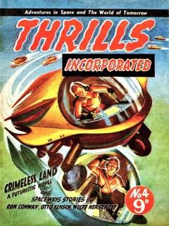 THRILLS INCORPORATED - June 1950