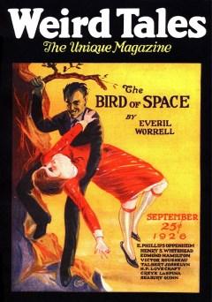 WEIRD TALES - September 1926