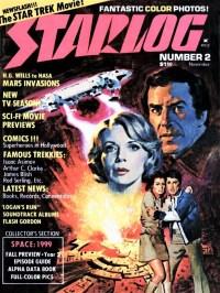 STARLOG - November 1976