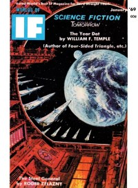 WORLDS OF IF - January 1969