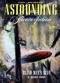 ASTOUNDING SCIENCE FICTION - October 1944