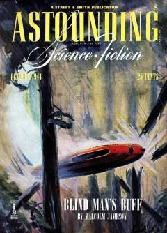 ASTOUNDING SCIENCE FICTION - October 1944