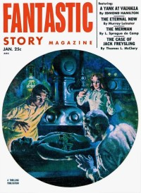 FANTASTIC STORY - January 1953