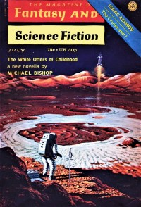 THE MAGAZINE OF FANTASY AND SCIENCE FICTION - July 1973 (07ok)